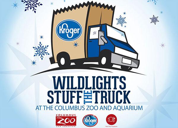 Wildlights Stuff the Truck | Mid-Ohio Foodbank | A hunger ...