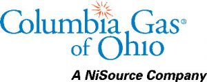 Columbia Gas of Ohio logo - MOF Hunger Action Month sponsor