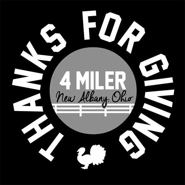 Thanks For Giving 4-Miler, November 22, 2018